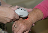 Cold Laser Therapy at Scott Chiropractic Center