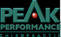 Peak Performance Chiropractic logo - Home