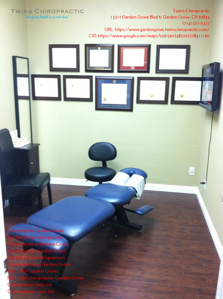 Twins Chiropractic - 1