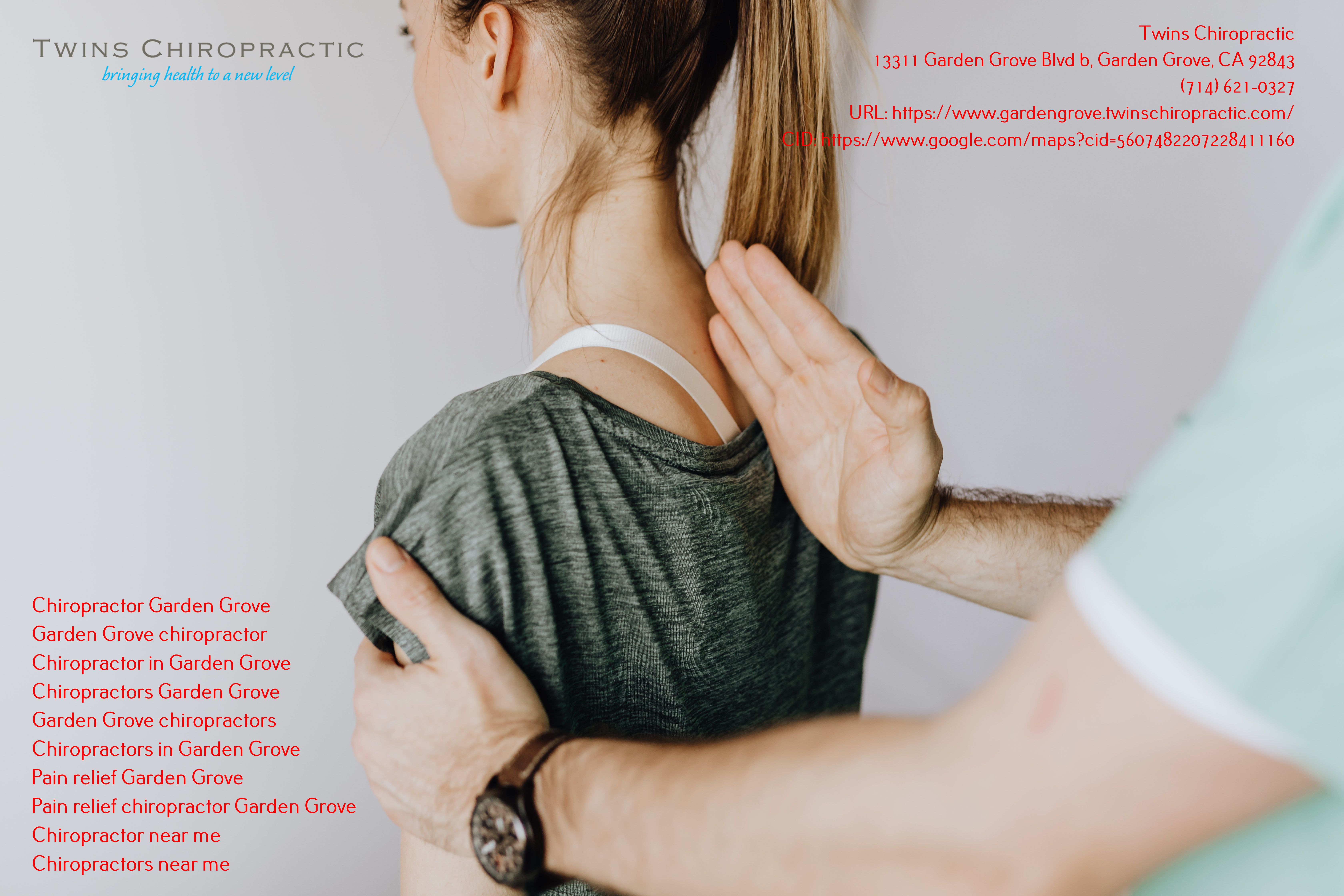 Twins Chiropractic (M2) - 6