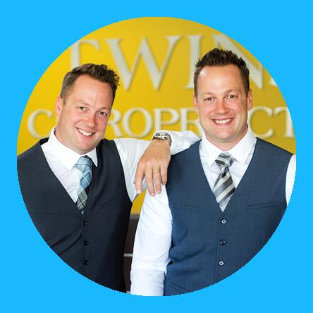 Chiropractors Dr. Daniel and Dr. David Clements