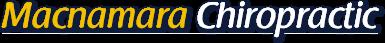 Macnamara Chiropractic logo - Home