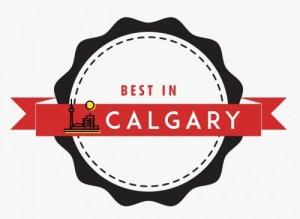 Best in Calgary logo