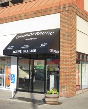Calgary Chiropractic Office : Cummings Chiropractic Family Wellness