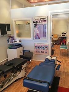 Consultation Rooms at Corrimal Family Chiropractic