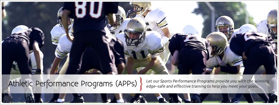 Athletic Performance Programs