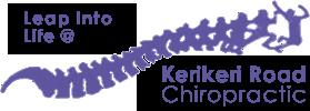 Kerikeri Road Chiropractic logo - Home