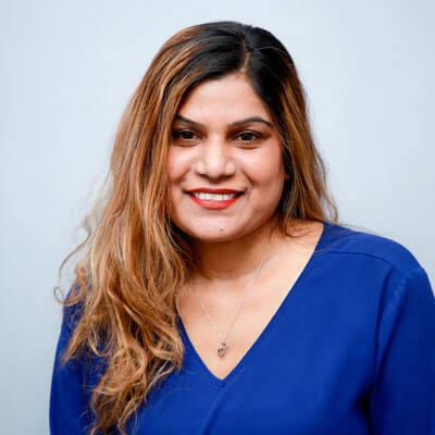 Active Life Wellness Center Office Manager, Sunita Khan