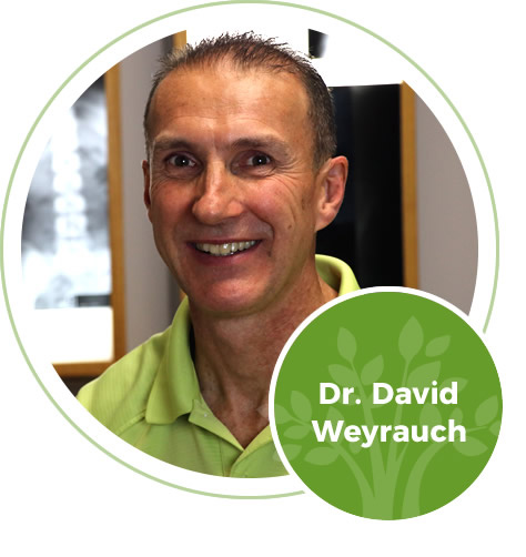 Get to know Dr. David Weyrauch