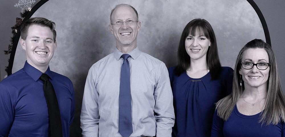 Cascade Chiropractic team