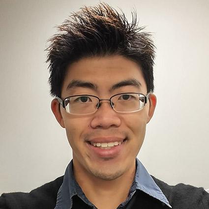 Alex Phung, Edmonton Pain & Injury Clinic Physiotherapist