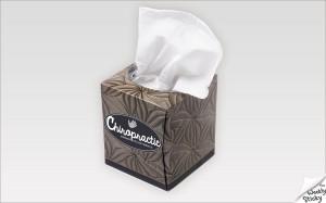 Chiro Kleenex Box