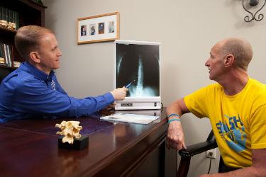 Chiropractor Carlisle Auto Accident Injury Consultation