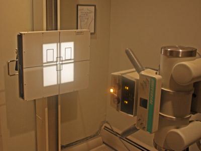 Photo of an X-Ray Machine