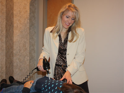 Photo of Chiropractor Dr. Rochelle Casses
