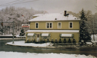 The office opened on a snowy December day in 1972.