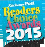 Readers Choice Award 2015