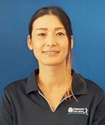 Azusa Omori remedial massage therapist