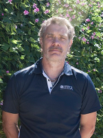 Mike Stovell, Senior Physiotherapist