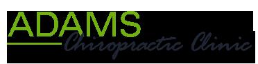 Adams Chiropractic Clinic logo - Home