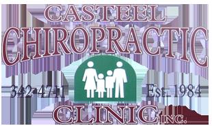 Casteel Chiropractic Clinic logo - Home