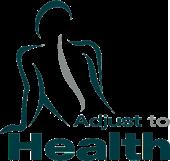 Adjust To Health logo - Home
