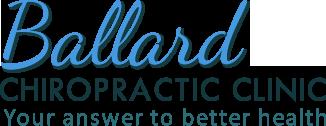 Ballard Chiropractic Clinic logo - Home