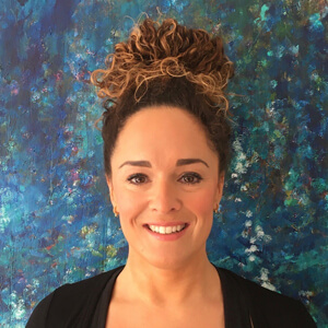 Janine Pardo, Yoga Instructor