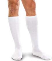 Compression Socks in White