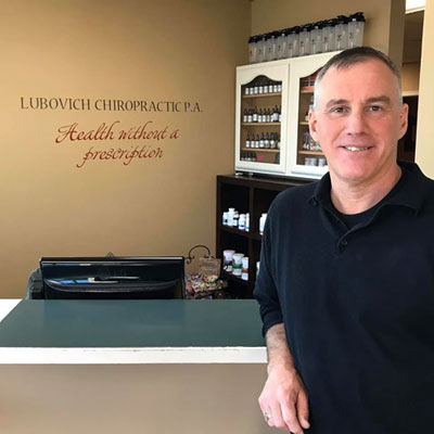 Dr. Robert Lubovich Lakeville Chiropractor