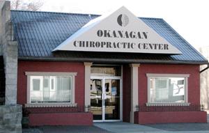 Penticton chiropractor, Okanagan Chiropractic Center