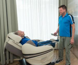 Chiropractor Amsterdam Dreamwave Chair