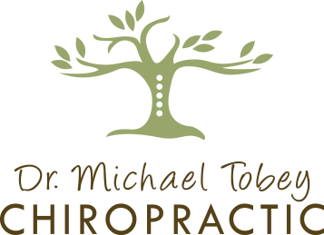 Dr. Michael Tobey Chiropractic logo - Home