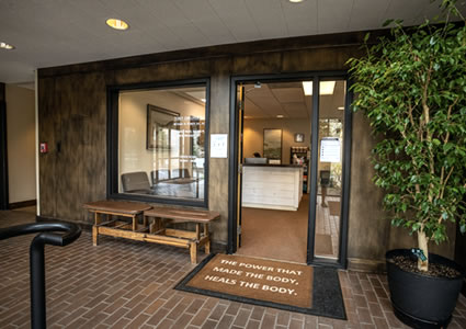 Practice entrance
