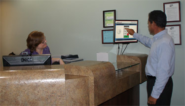 Your Miami Chiropractor uses modern technology