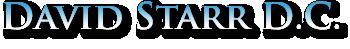 David Starr, DC logo - Home