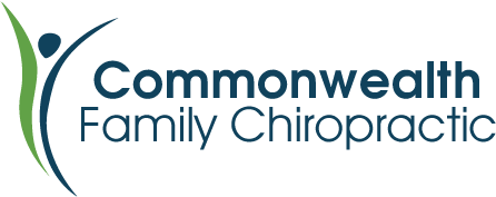 Commonwealth Family Chiropractic logo - Home