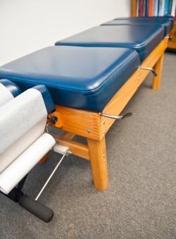 Shrewsbury Family Chiropractic Adjusting Table