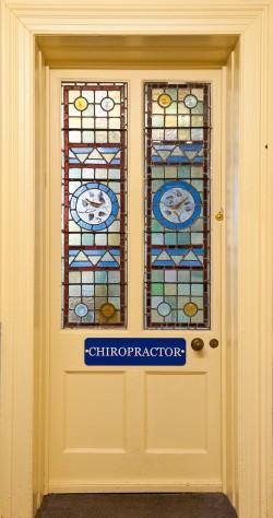 Shrewsbury Family Chiropractic Front Door