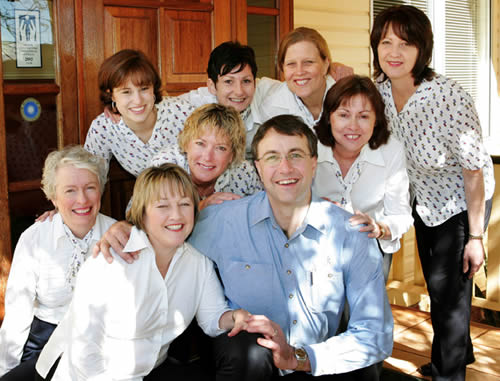 The Alpha Chiropractic team!