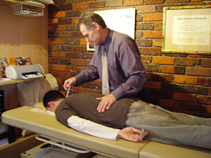 Greensborough Chiropractor Techniques