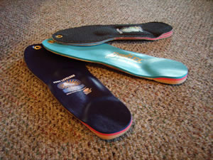Shambrook Chiropractic in Greensborough is proud to offer Orthotics to aid in your foot and spine problems.