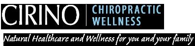 Cirino Chiropractic Wellness logo - Home
