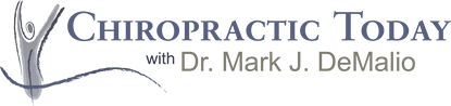 Chiropractic Today with Dr. Mark J. DeMalio logo - Home