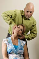 Cervical adjustments are accurate and specific