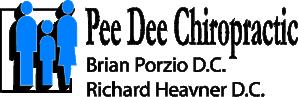 Pee Dee Chiropractic logo - Home