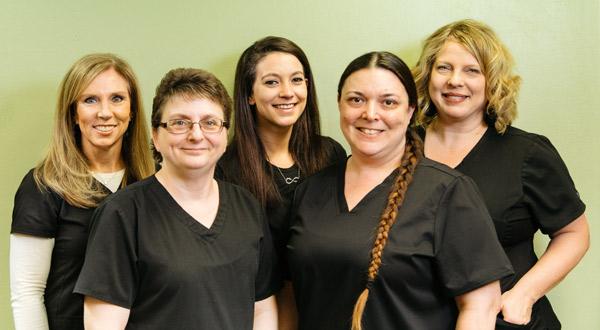 Meet the team at Pee Dee Chiropractic