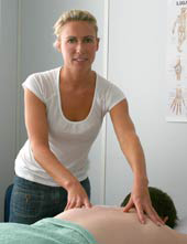 Kirsty Howat, Newcastle upon Tyne Sports Therapist