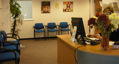 You will be warmly welcomed and made to feel at home at our Newcastle upon Tyne practice.