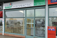 Welcome to Dunrobin Family Chiropractic